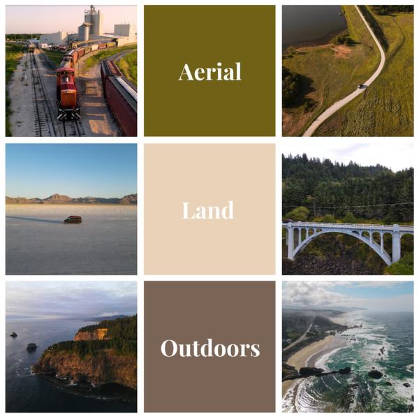 Portfolio for Land