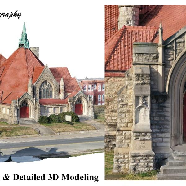 Sample 3D Modeling - DroneDeploy