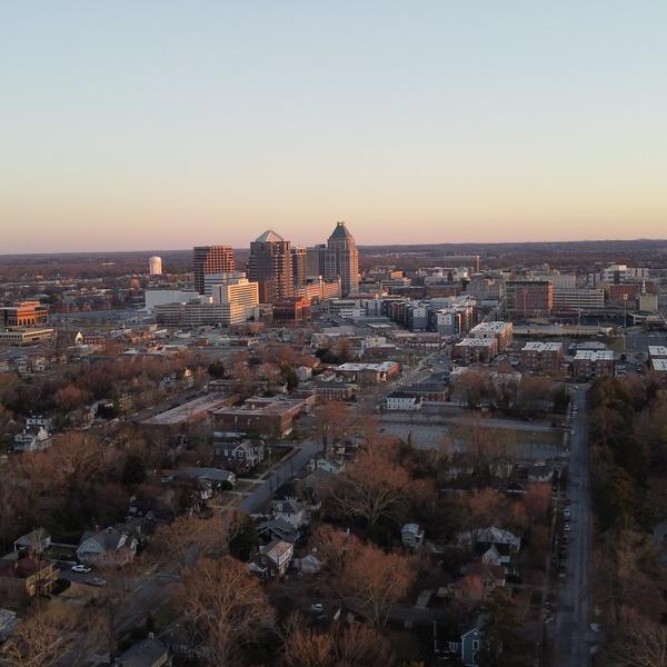 Greensboro City Scape 2