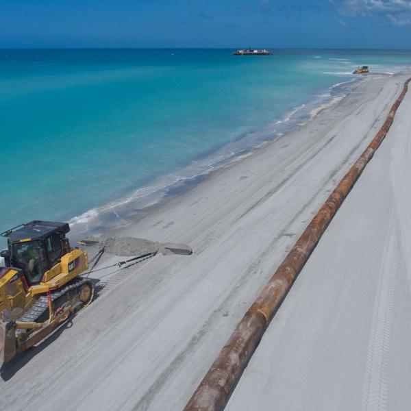 Manasota Key Beach Replenishment