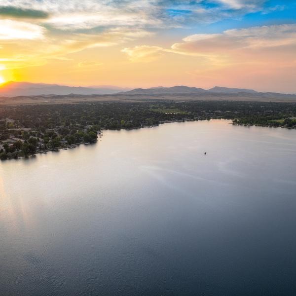 Lake Loveland, Colorado