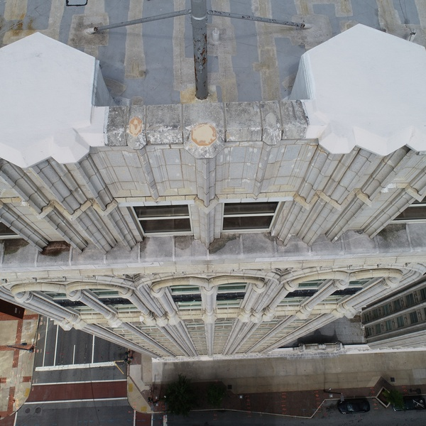 Historic Façade Inspections by Licensed Inspector/Engineer/Pilot