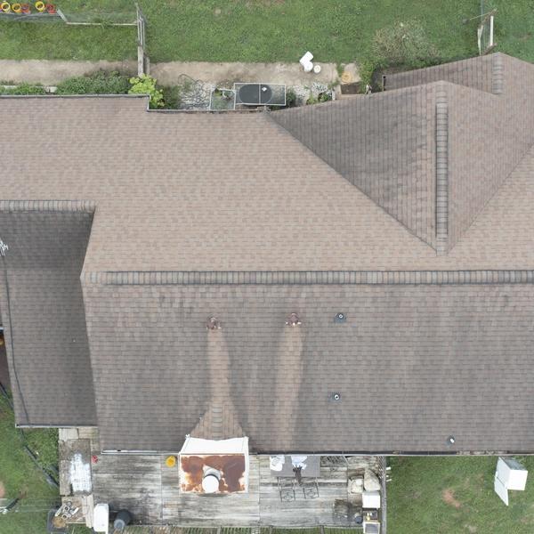 Roof Inspection Full