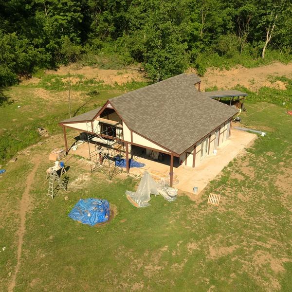 Medieval Tavern Construction Woodsfield Ohio