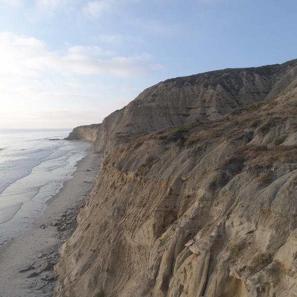 costal cliffs