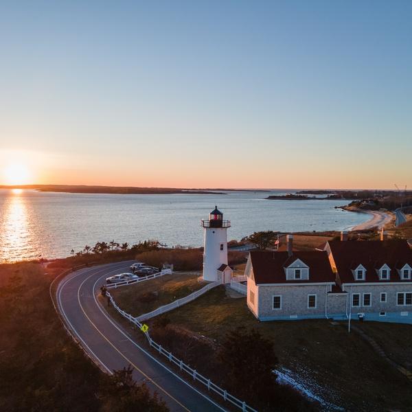 Nobska Light, Woods Hole, Cape Cod, MA