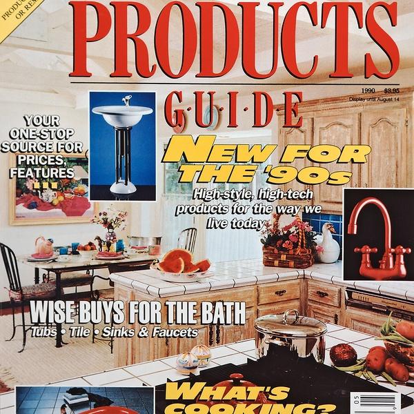 Kitchen & Bath cover