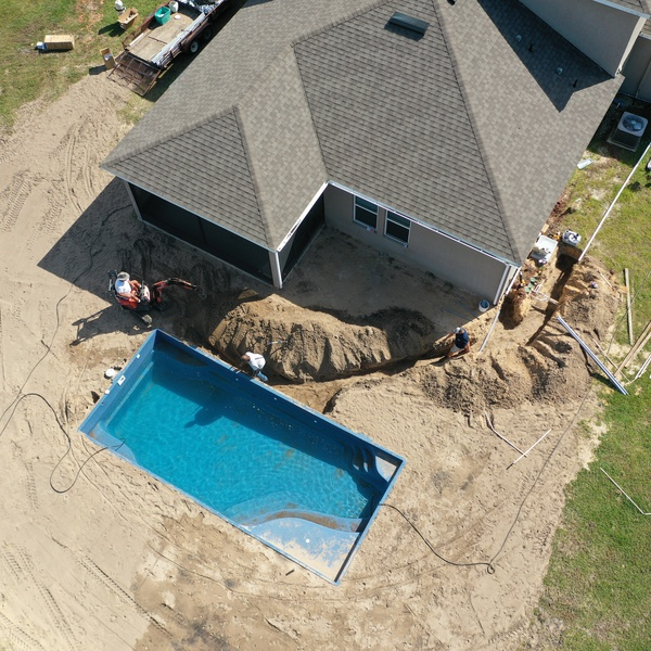 Pool Construction 17