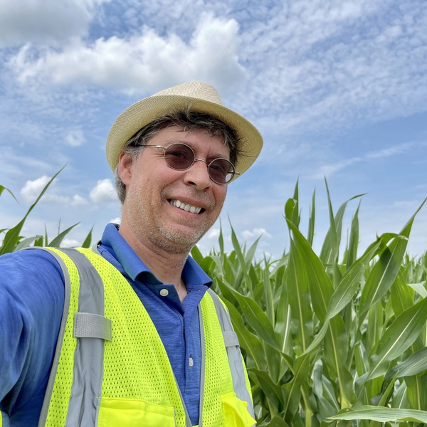 Green Acres Self-Portrait (Lewisport, KY)