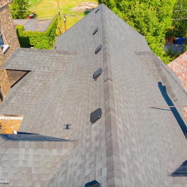 Grey Stone - Roof 3
