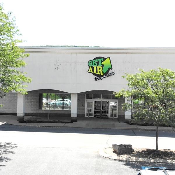 Shopping Center  Job