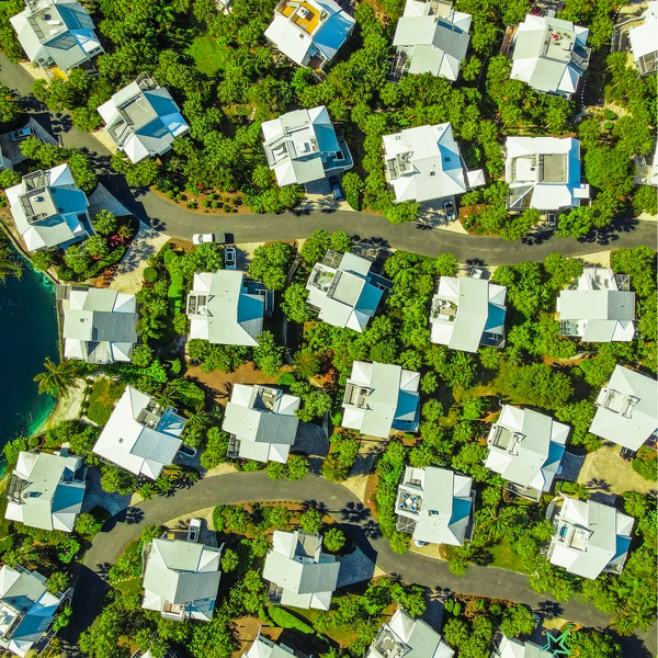 Condominums  at Gasparilla Island, FL