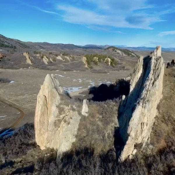 Front Range Rocks