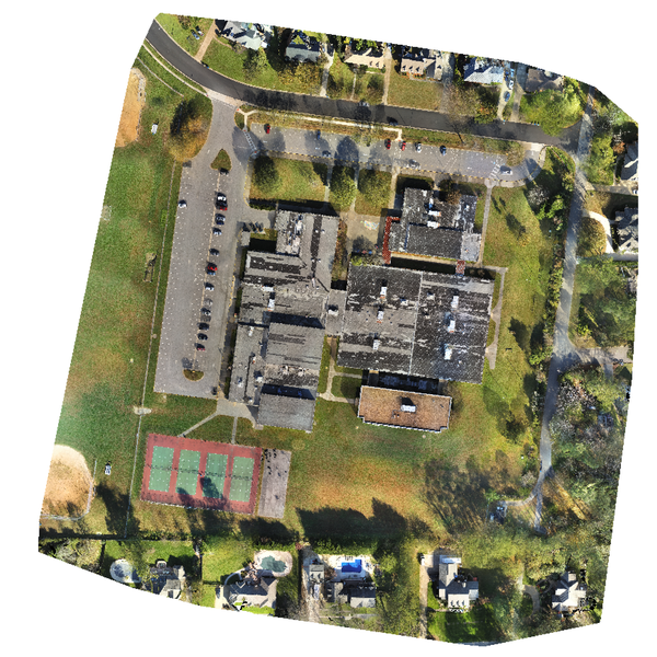 Independence Middle School map from 18 November 2020