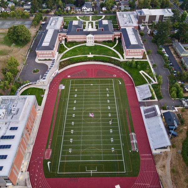 Franklin High School Overhead