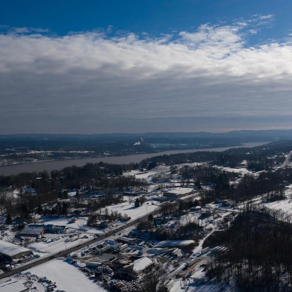 Hudson Valley Winter