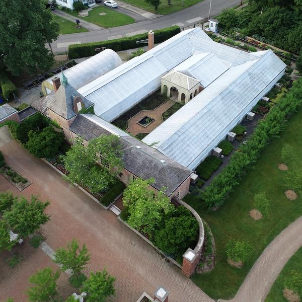 Kingwood Center Greenhouse - Mansfield, Ohio