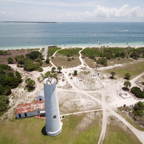 Egmont Key Lighthouse