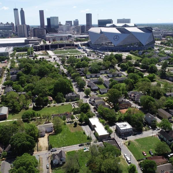 Downtown Atlanta - MBS + Vine City
