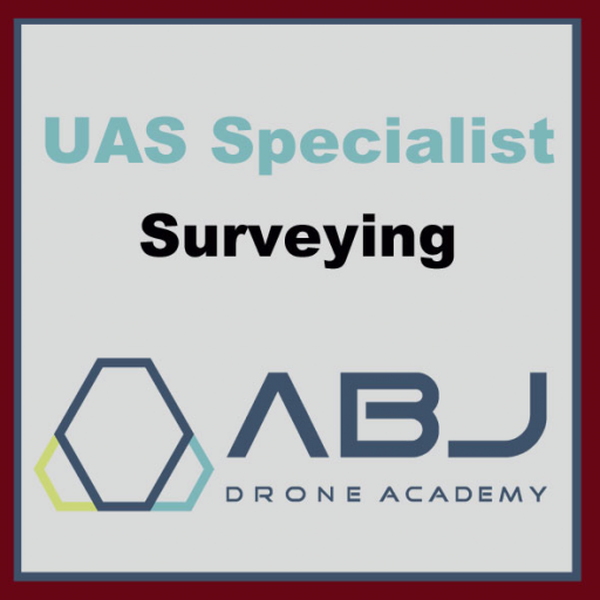 ABJ drone academy 2-d Mapping 3-d Modeling cert.