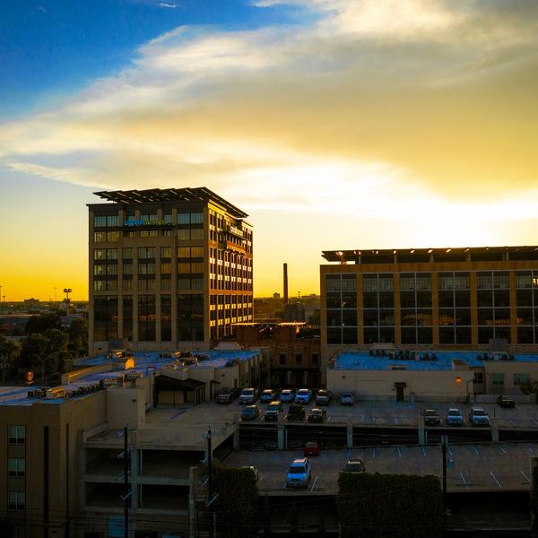 Sunset Credit Human Building Pearl District - San Antonio, Texas