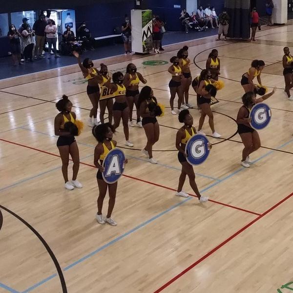 Cheer Extravaganza 2021 (indoor aerial shoot)