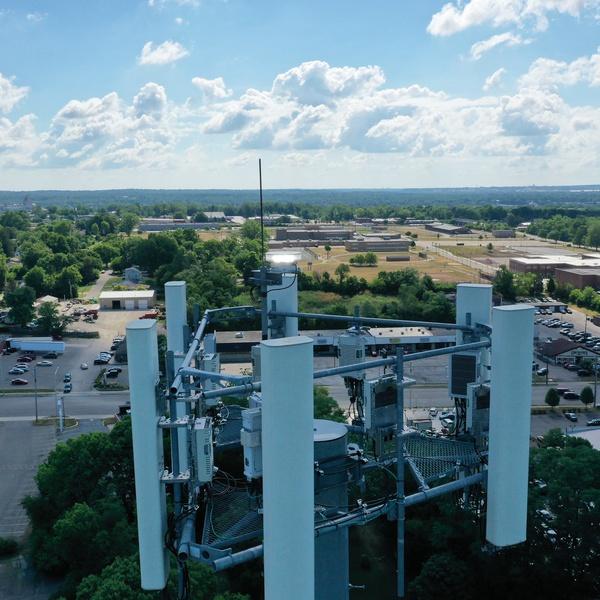 Dayton Tower Inspection