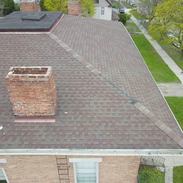 Historic House Roof