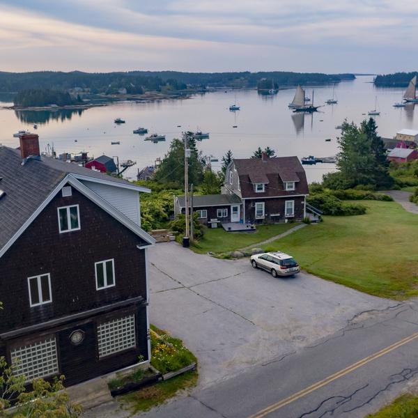 Harbor Road - Swan's Island - Real Estate Listing