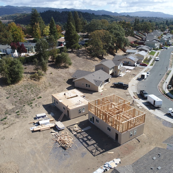 Residential Construction Development Project Monitoring