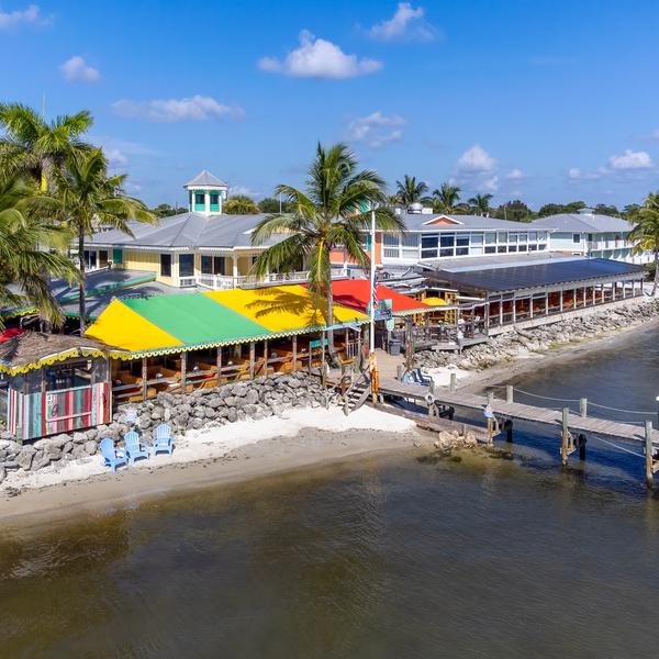 Captain Hiram's Resort in Sebastian, Florida