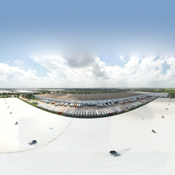 360 view of industrial section