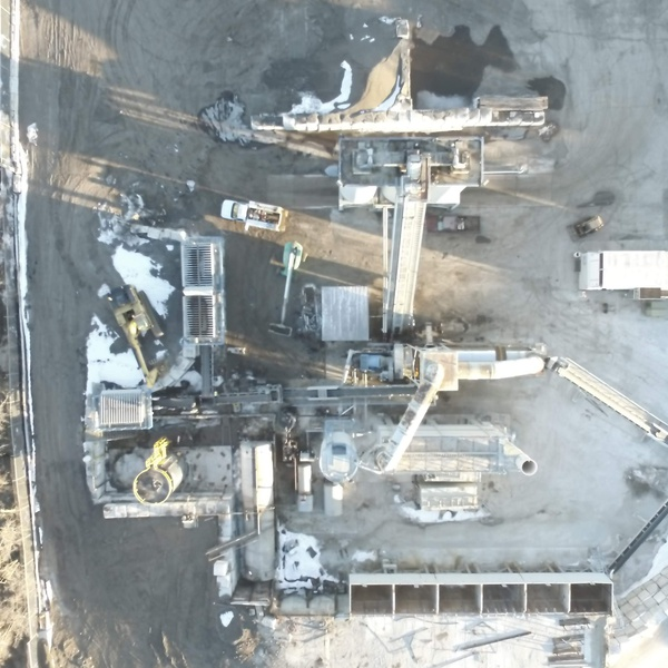 Chicago Ridge Asphalt Plant