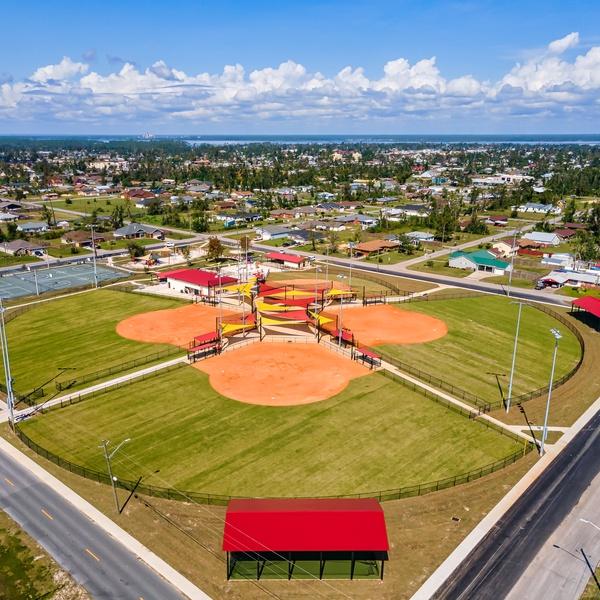 Cain Griffin Park - Lynn Haven, FL