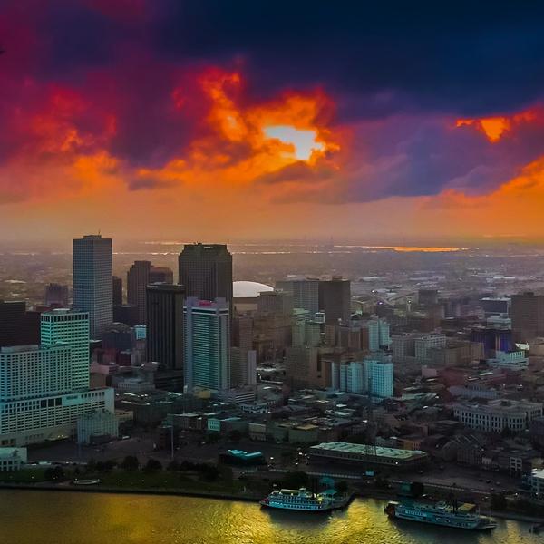New Orleans CBD