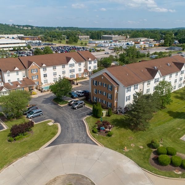 Commercial Real Estate Photograhy - Aerial