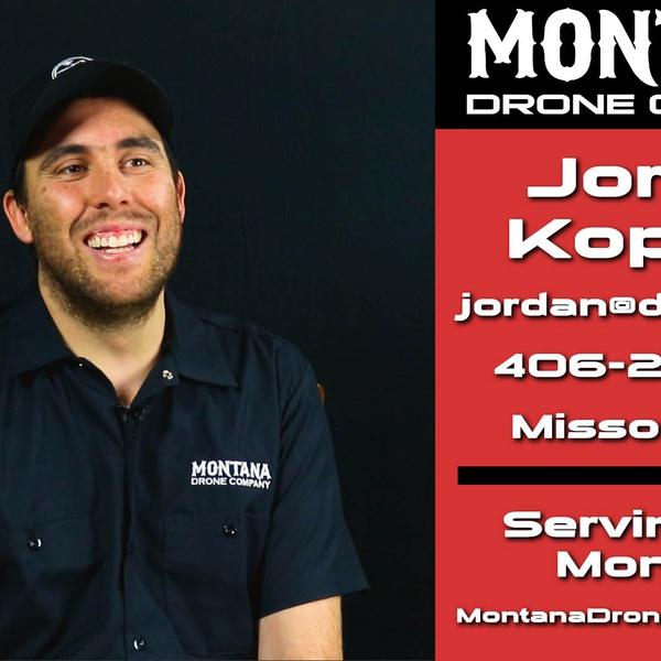 Montana Drone Company Pilot - Missoula