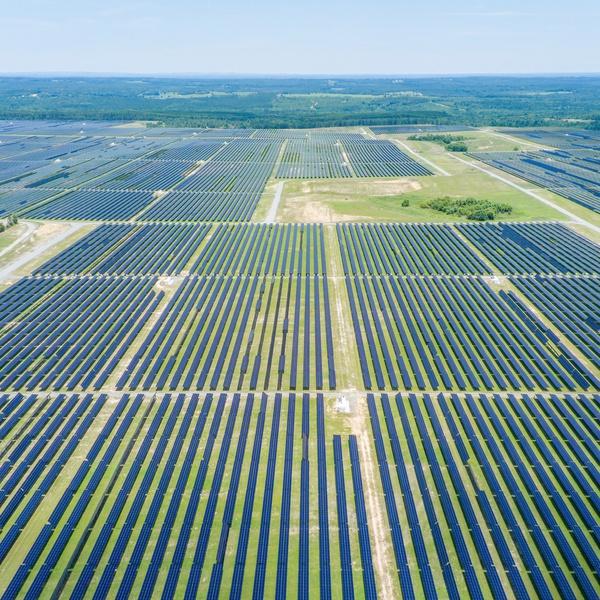 Massive Solar Array Radiometric Thermal Field Inspection