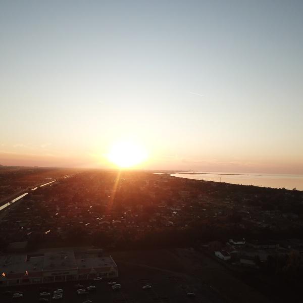 Sun Set New Orleans East