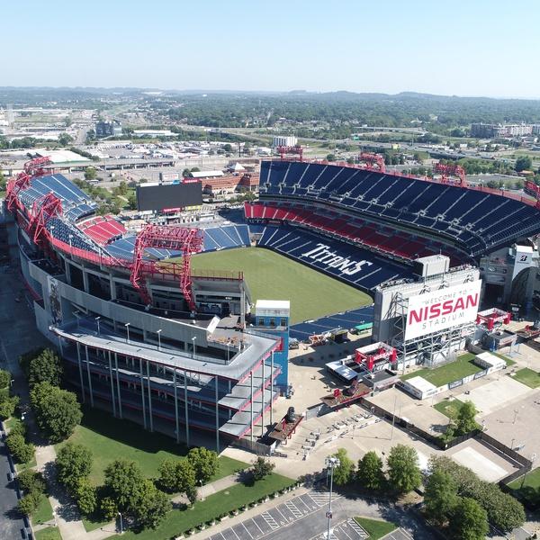 Titan Stadium Nashville tn