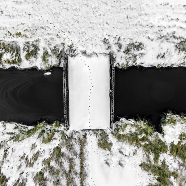 Solo in Snow