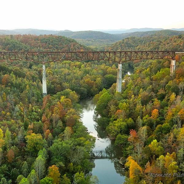 New River Railroad Bridge