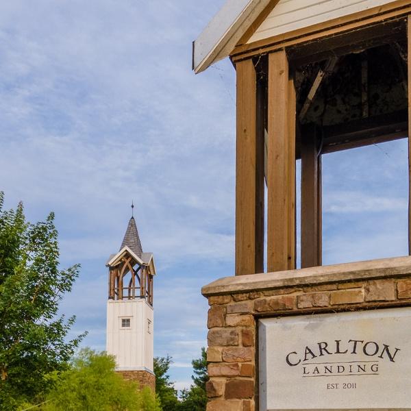 Carlton Landing, OK
