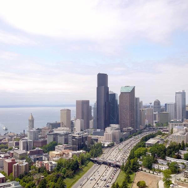 Seattle WA HDR