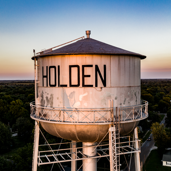 Water tower, Holden MO