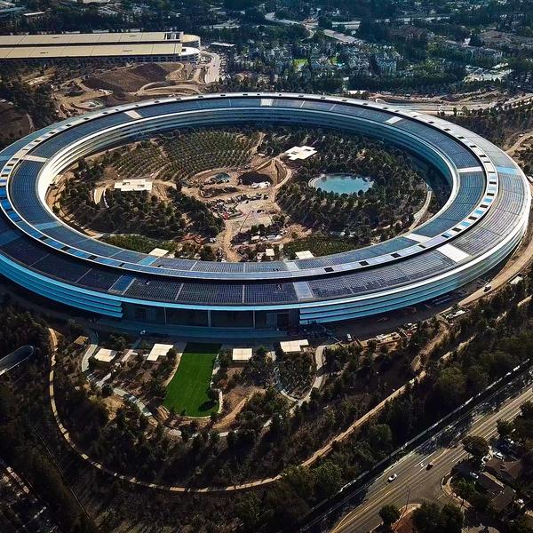 Apple Park - Cupertino California