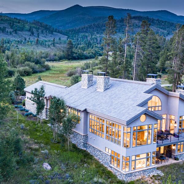Private Home, Keystone, Colorado