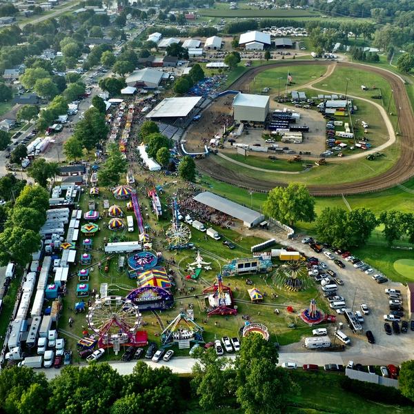 Monticello fair