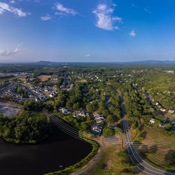 Forest Lakes, Charlottesville, Virginia