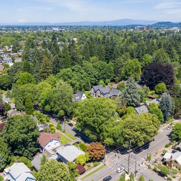 Laurelhurst park area, Portland, OR